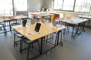St Anthony of Padua Catholic College Austral Interactive Classrooms