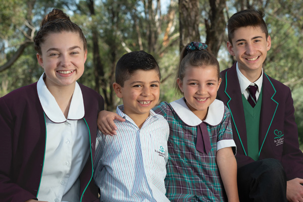 St Anthony of Padua Catholic College Austral Student Wellbeing